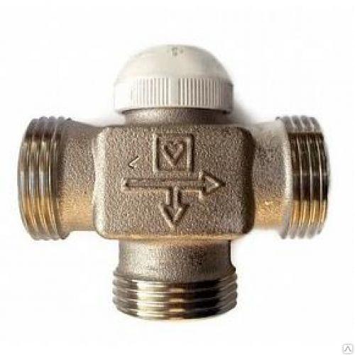 Клапаны термостатические 3х ходовые