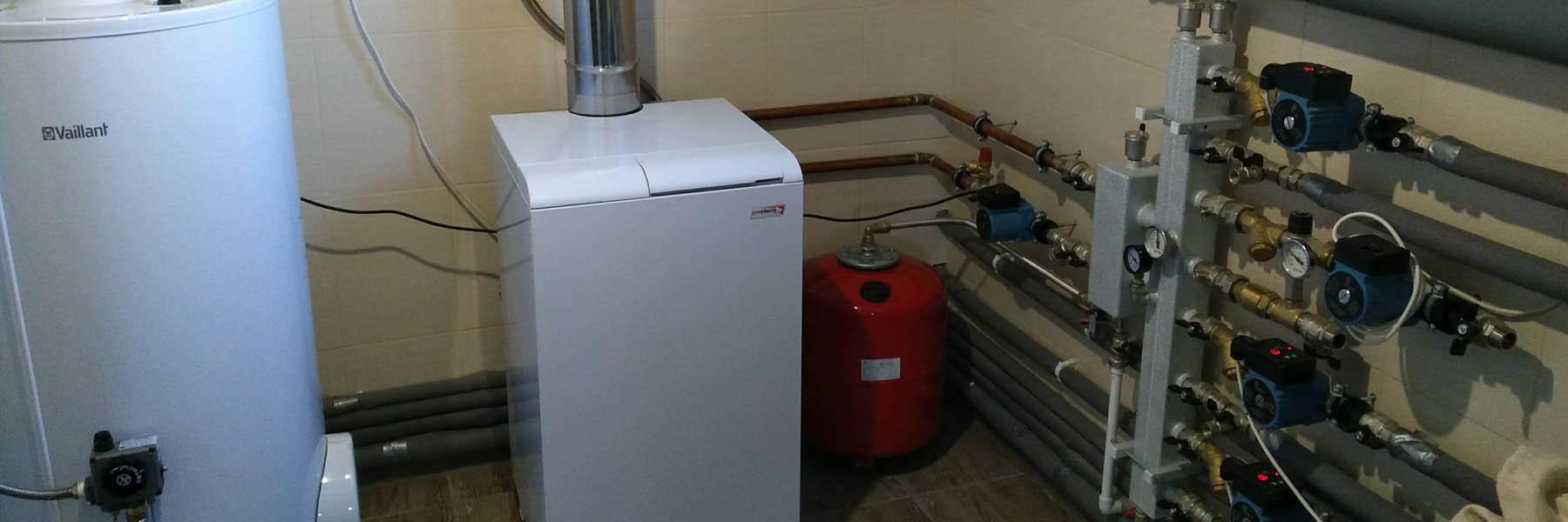 ChelTeplo - Монтаж системы отопления и водоснабжения в г. Челябинске
